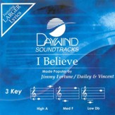 I Believe, Accompaniment CD