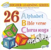 26 Alphabet Bible Chorus Songs CD