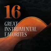 16 Great Instrumental Favorites CD
