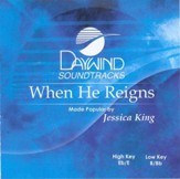 When He Reigns, Accompaniment CD