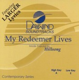 My Redeemer Lives, Accompaniment CD