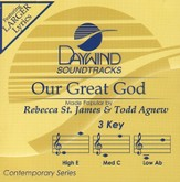 Our Great God, Accompaniment CD