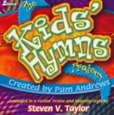 The Kids' Hymns Project, CD