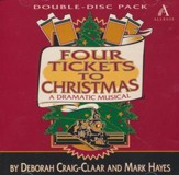 Four Tickets To Christmas, Double Stereo CD