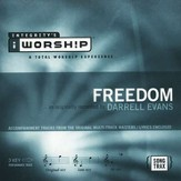 Freedom, Accompaniment CD