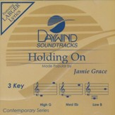 Holding On, Acc CD