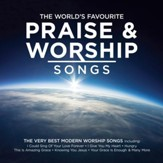 World's Favorite Praise & Worship Songs--3 CDs