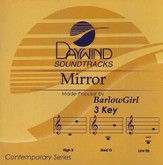 Mirror, Accompaniment CD