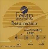 Resurrection, Accompaniment CD