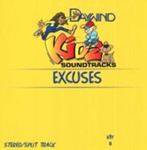 Excuses, Accompaniment CD