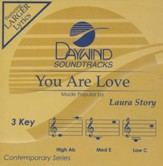 You Are Love Acc, CD