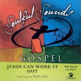 Jesus Can Work it Out, Accompaniment CD