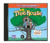 TreeHouse VBS Split-Track Performace CD