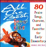 All The Best Songs For Kids,Early Elementary  Split-Channel CD