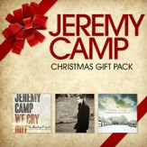 Jeremy Camp 3 CD Christmas Gift Pack