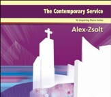 The Contemporary Service: 10 Inspiring Piano Solos