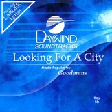 Looking For A City CD