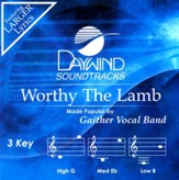Worthy The Lamb, Acc CD
