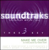Make Me Over, Accompaniment CD