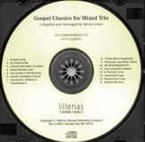 Gospel Classics For Mixed Trio, S/C Acc. CD