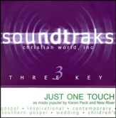 Just One Touch, Accompaniment CD