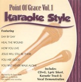 Point of Grace, Volume 1, Karaoke Style CD
