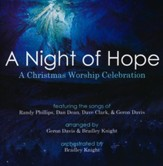 A Night Of Hope, CD