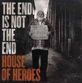 The End Is Not The End CD  - Slightly Imperfect