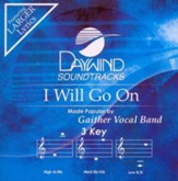 I Will Go On, Acc CD