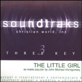 The Little Girl, Accompaniment CD