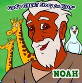 God's Great Story for Kids: Noah CD