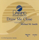 Draw Me Close, Accompaniment CD