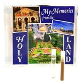 My Memories from the Holy Land CD: Limited Edition, with Earth and Water from the Holy Land