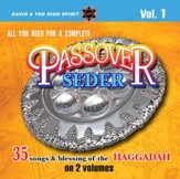 Complete Passover Seder Music Volume 1 CD