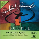 Awesome God Acc, CD