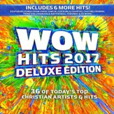 WOW Hits 2017, Deluxe Edition, CD