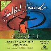 Resting On His Promise, Accompaniment CD