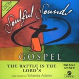 The Battle Is The Lord's, Accompaniment CD