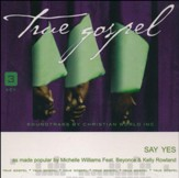 Say Yes, Acc CD