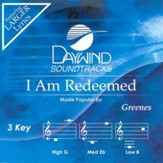 I Am Redeemed, Acc CD
