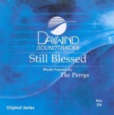 Still Blessed, Accompaniment CD