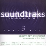 Glory In The Highest, Accompaniment CD