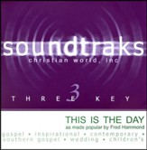This Is The Day, Accompaniment CD
