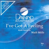 I've Got A Feeling, Accompaniment CD