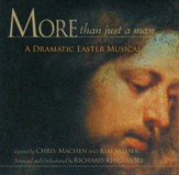 More Than Just A Man, Stereo CD