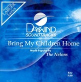 Bring My Children Home, Accompaniment CD