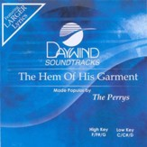 The Hem Of His Garment, Accompaniment CD