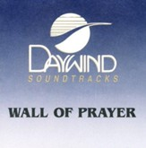 Wall of Prayer, Accompaniment CD