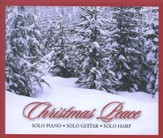 Christmas Peace: Solo Piano, Solo Guitar, Solo Harp, 3 CD Set