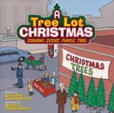 A Tree Lot Christmas, Listening CD